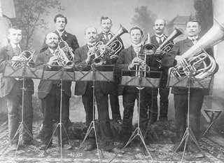 Musikkapelle 1902