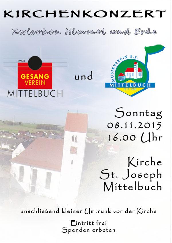 Kirchenkonzert Flyer 2015 vorne