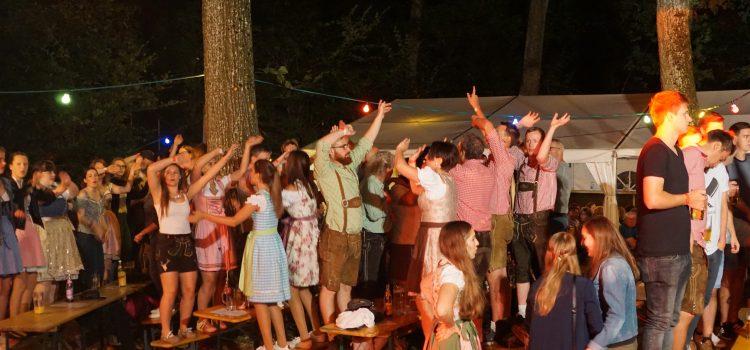 27.-29.07. Bilder von unserem Jubiläumswaldfest