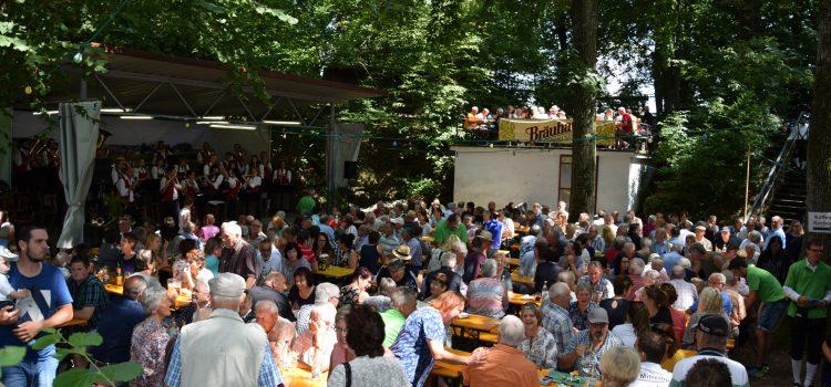 02.-04.08. Waldfest